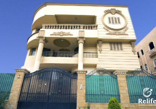 relife 1st settlement drug addiction treatment center علاج الادمان في القاهره مصر 1