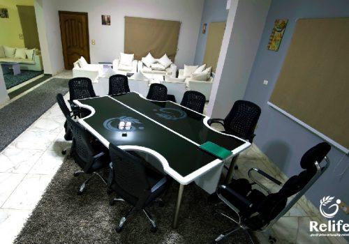 relife al shurouk safwa branch drug addiction treatment center إعادة الحياة تعمل بمجال التنمية البشرية وإعادة التأهيل النفسي والسلوكي وعلاج الإدمان 10