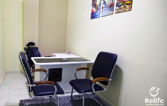 relife al shurouk safwa branch drug addiction treatment center إعادة الحياة تعمل بمجال التنمية البشرية وإعادة التأهيل النفسي والسلوكي وعلاج الإدمان 9